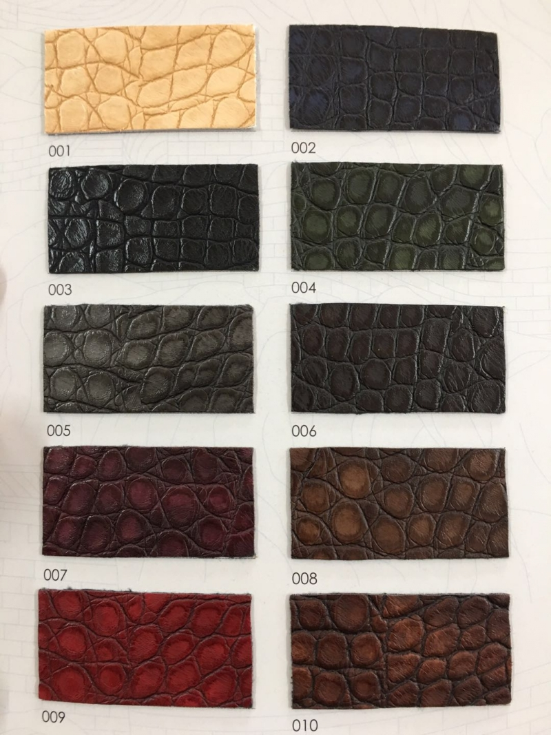 PU Imitation Leather for Fashion Shoes
