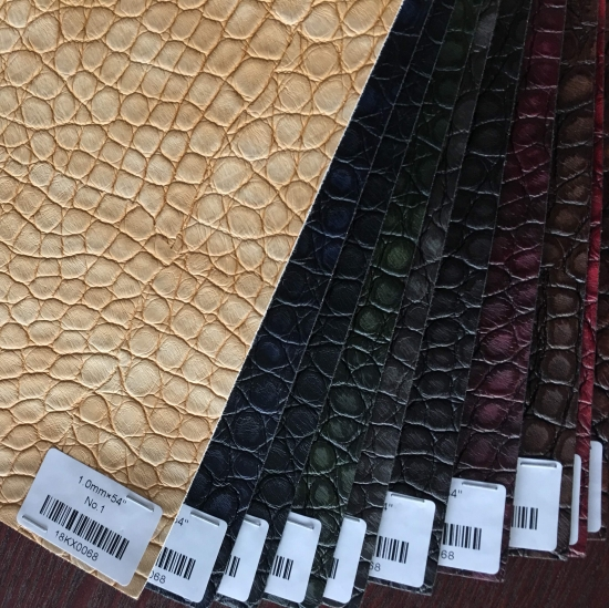 PU Imitation Leather for Fashionable Shoe
